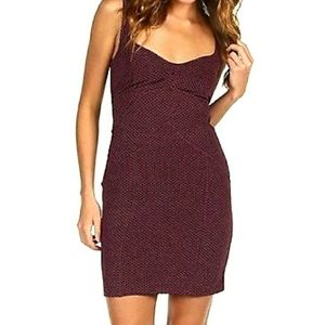 New Listing! 🍒Free People Intimately Bodycon🍒